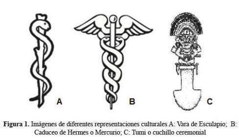 inadecuado uso del símbolo de la medicina en el perú vara de