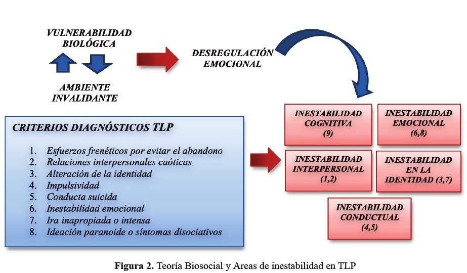 Terapia Dialéctico Conductual en el trastorno límite de personalidad ...